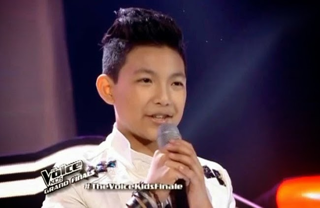 Watch Darren Espanto performed 'You Are My Song' on The Voice Kids PH Grand Finale