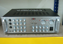High Quality & High Power Amp
