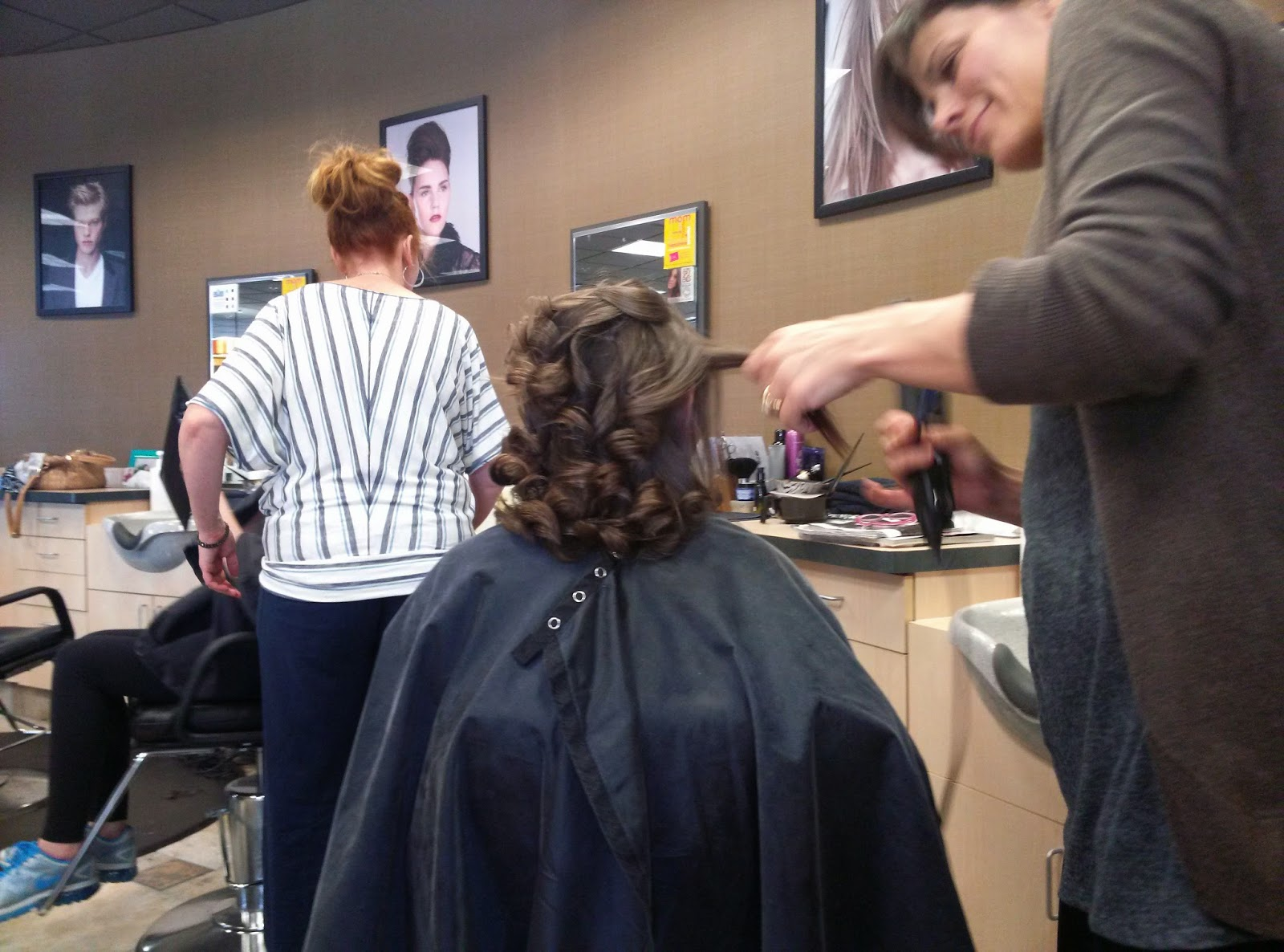 Hair Salons Cincinnati Ohio Prom Hair Little Girl