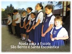 Saiba como ajudar o Colégio Fundamental São Bento e Santa Escolástica