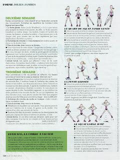 exercices pour des jambes bien musclées