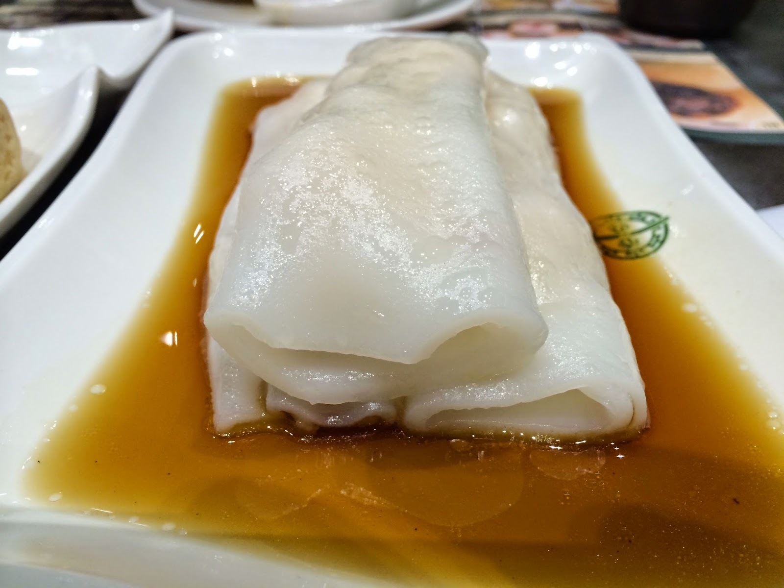 Vermicelli Rolls at Tim Ho Wan