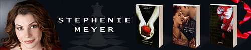 Książki Stephenie Meyer