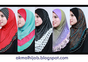 WELCOME TO AKMAL HIJAB