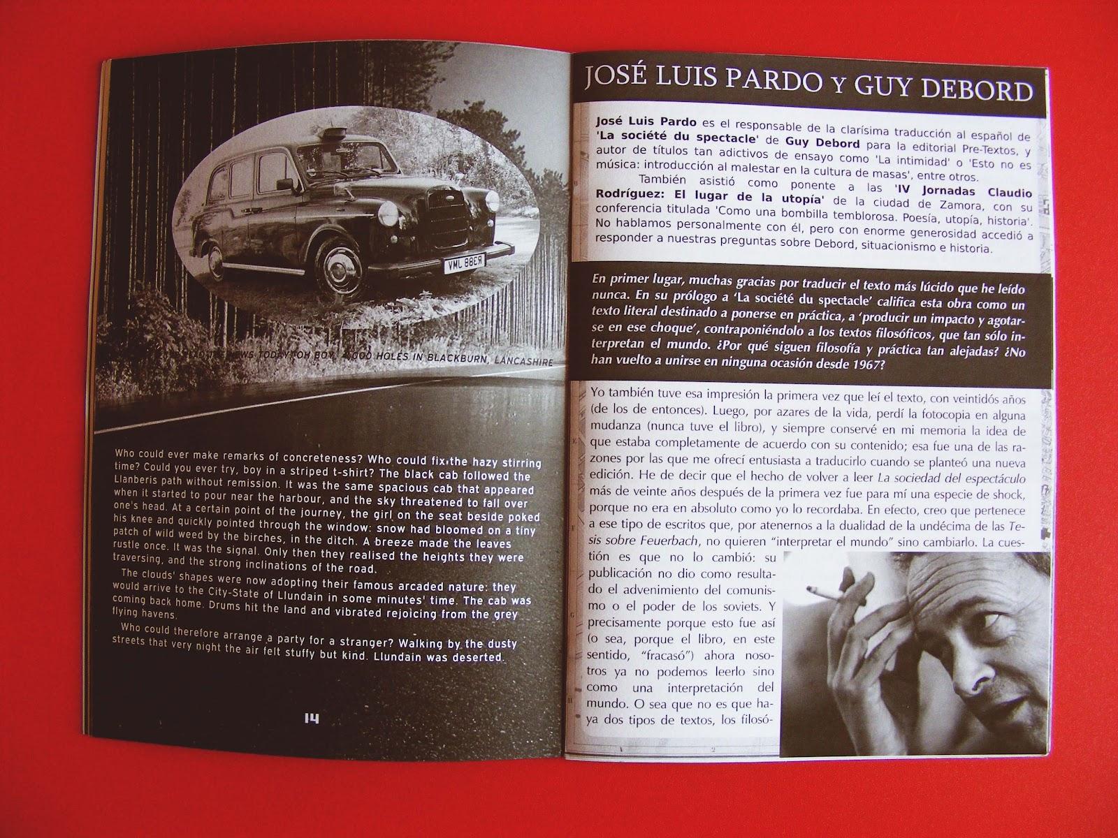 Bombas Para Desayunar Microeditorial De Fanzines Mayo 2012