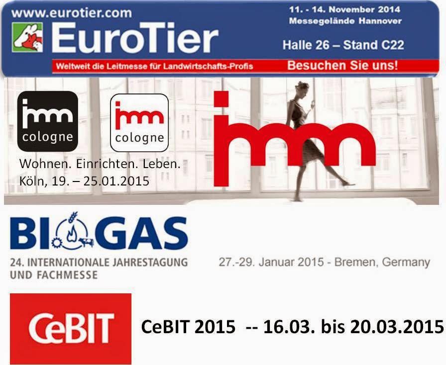 BT-IT GmbH - Messebeteiligung 2014 / 2015 - ® Ralf Ebken