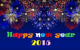 Happy New Year 2015 Photo Cards - Free Downloads