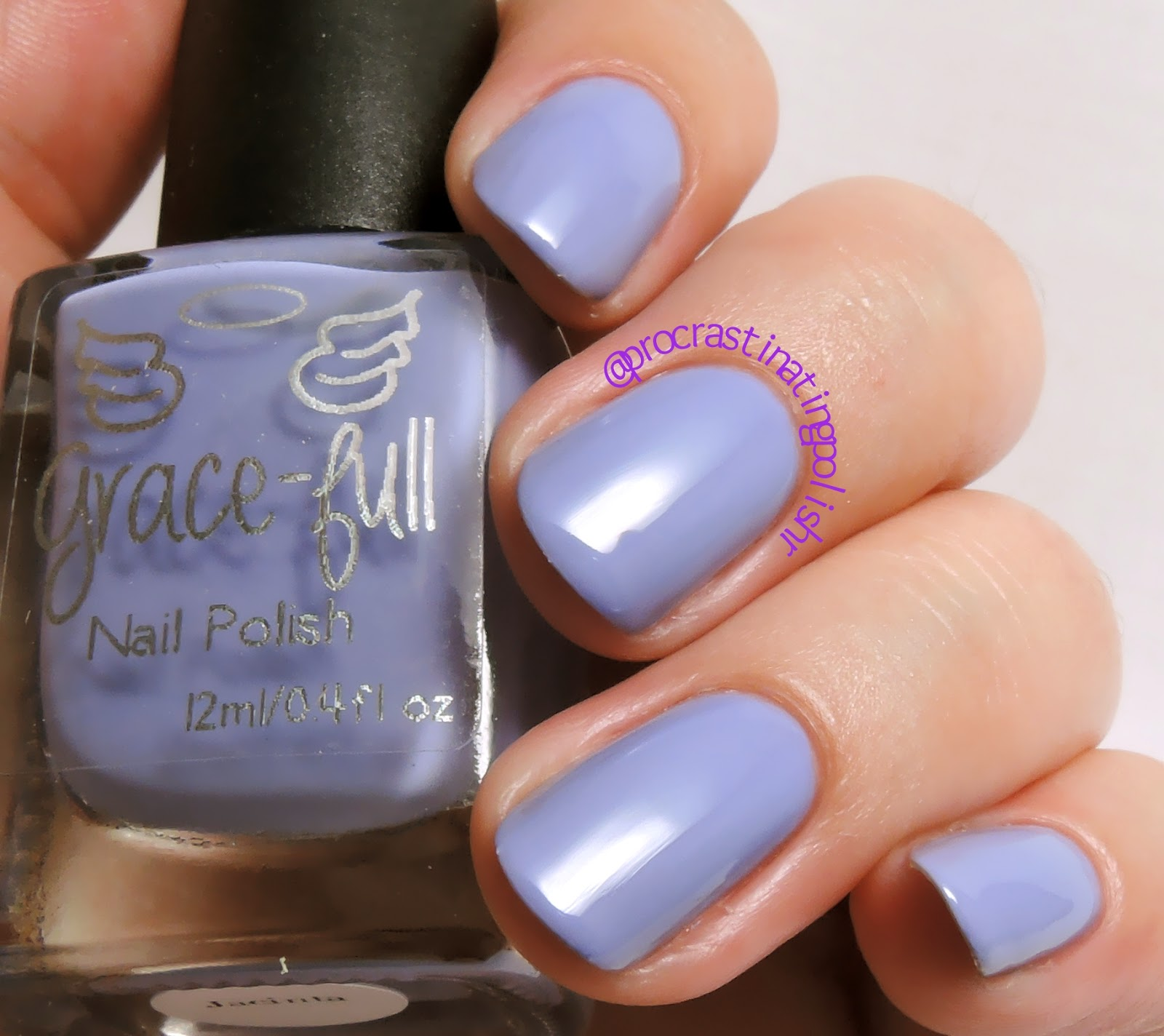 Grace-full Nail Polish - Jacinta | Dreamy Beach