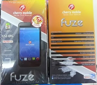Cherry Mobile Fuze Solves your Android Battery Power Problem