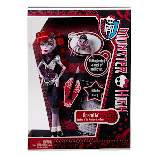 Poupée Monster High Operetta Basic