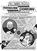 The 1828 Election THROWDOWN SHOWDOWN part 1