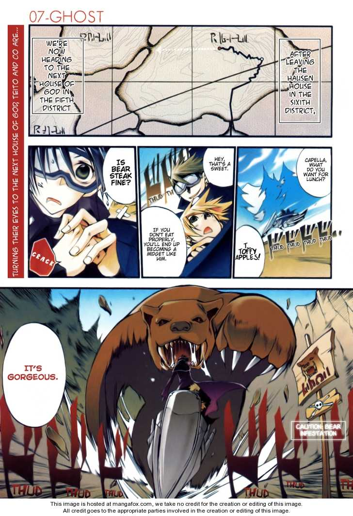 07 Ghost Vol.6 Ch.35 page 1 at www.Mangago.me
