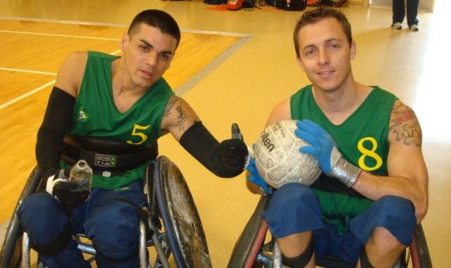 Seleção Brasileira de Rugby em Cadeira de Rodas é convocada para a IV Fase  de Treinamento d7e9c8a4a5ac2