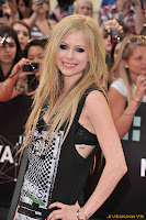 Avril Lavigne 2011 MuchMusic Video Awards in Toronto