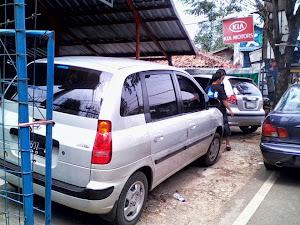 Service Mobil Hyundai Matrix & Getz