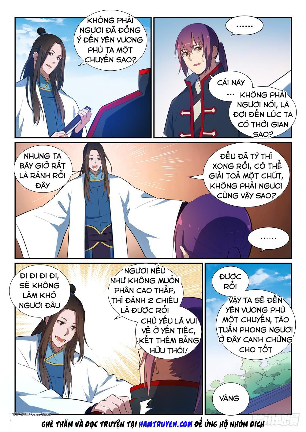 Bách Luyện Thành Thần - Chap 371