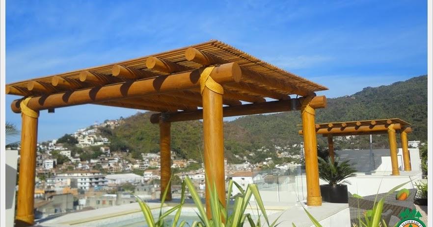 Productos maderables de cuale c mo anclar una p rgola a - Que es una pergola ...