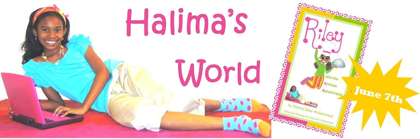 Halima's World