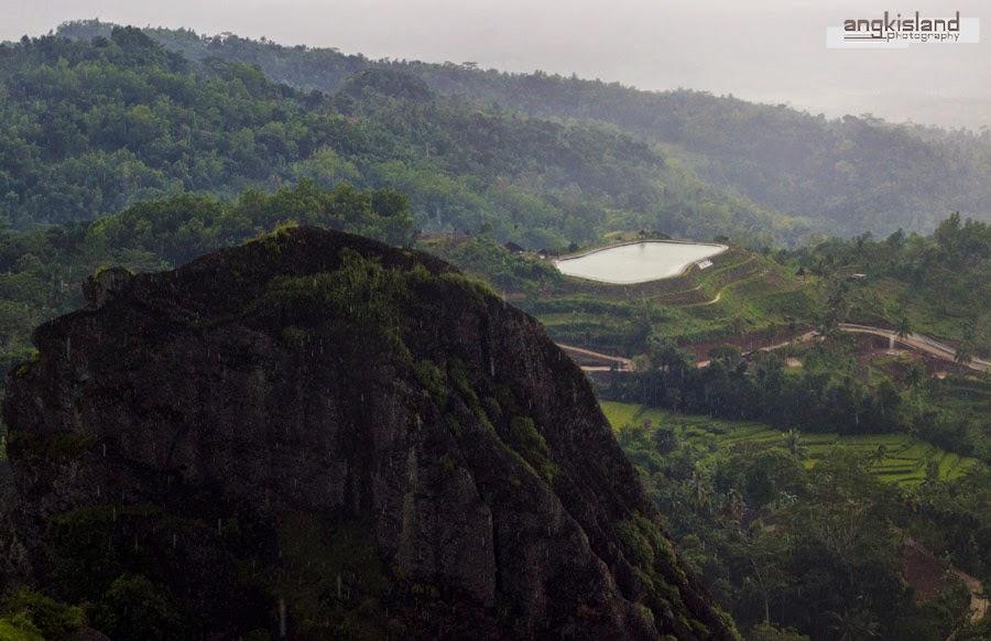 nglanggeran gunung kidul indonesia