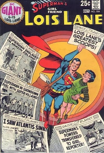 DC Giant Lois Lane #104