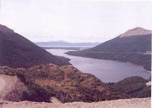 Lago Fagnano Tierra del Fuego