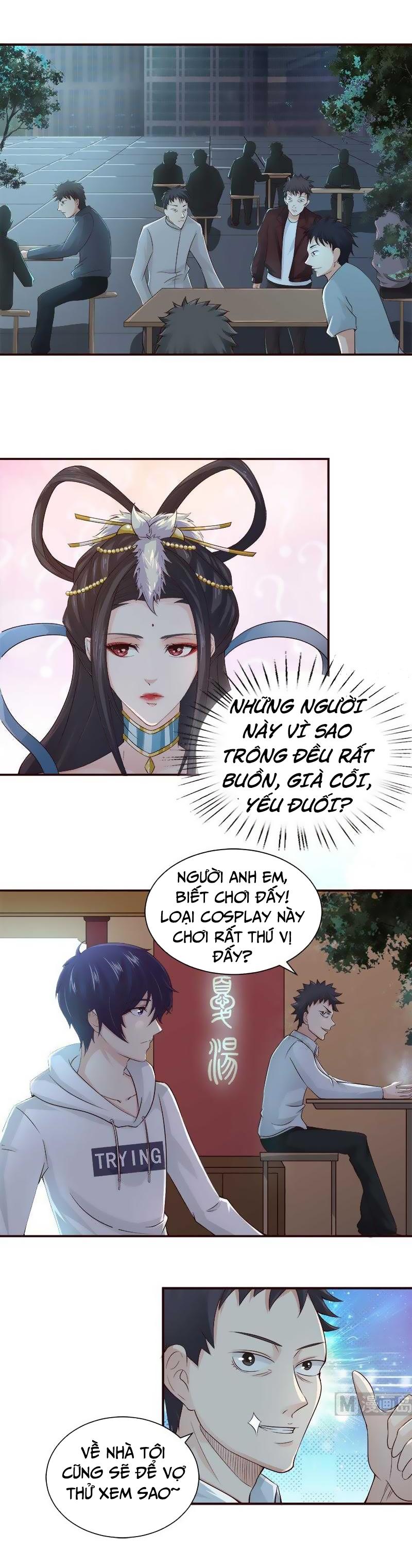 Luôn Có Thần Tiên Muốn Hãm Hại Ta - Chap 39