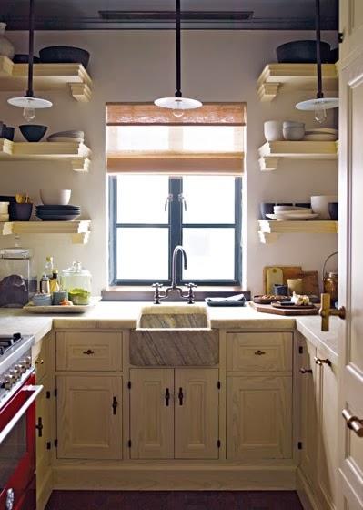 Popolare BOISERIE & C.: Cucine: 25 soluzioni per Piccoli Spazi ma scenografiche LF32