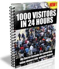 1000 visitas en 24 horas