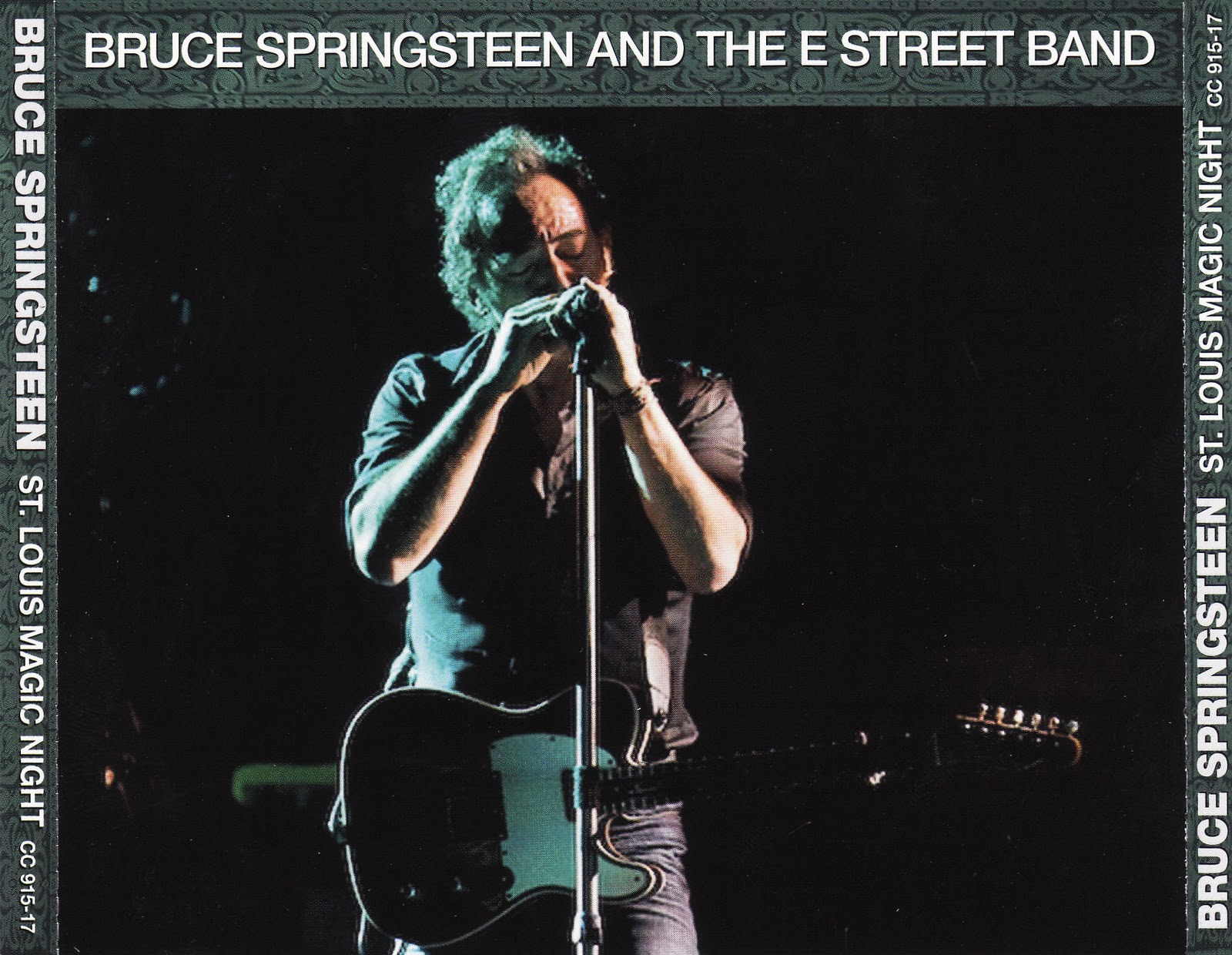 Bruce Springsteen The E Street Band St Louis Magic Night 23
