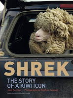 Livre Shrek le mouton