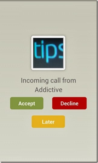 how to join a conference call on android