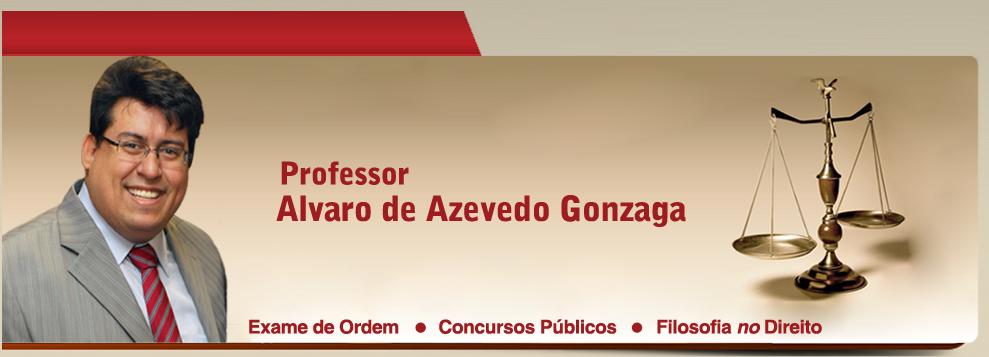 Prof. Alvaro de Azavedo Gonzaga