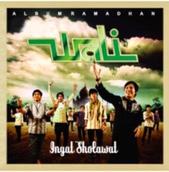 Album Wali Ingat Sholawat (religi) (2009)