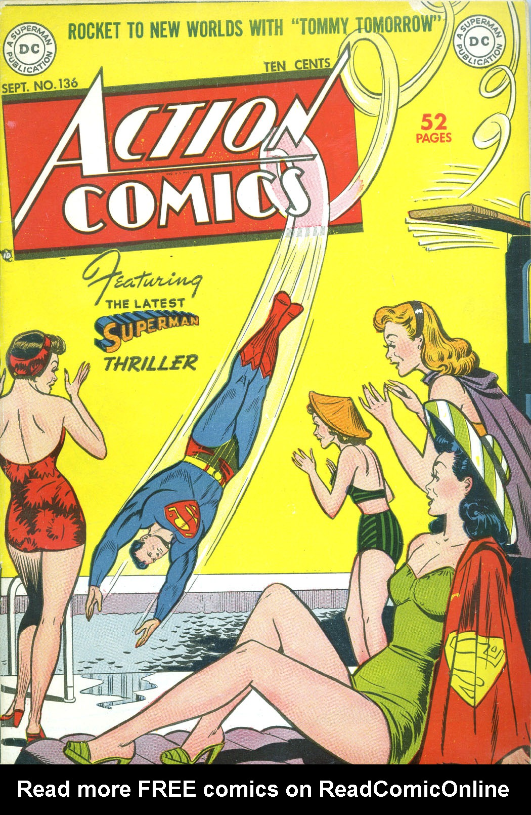 Action Comics (1938) 136 Page 1