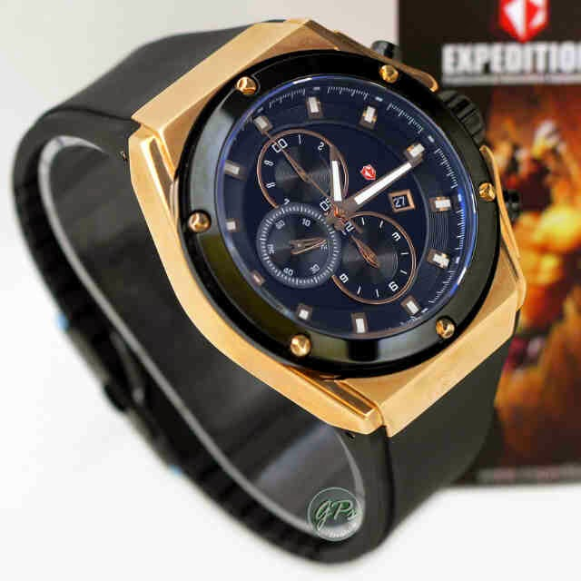 Expedition E6391 Rose gold