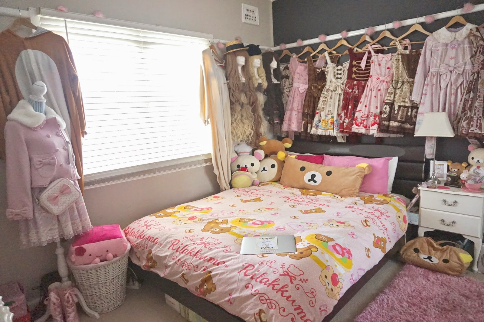 milkyfawn a lolita blog welcome to my bedroom milkyfawn welcome to my bedroom home decor that i love
