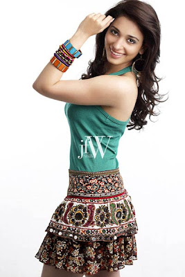 Tamanna Hot Photoshoot for JFW Magazine