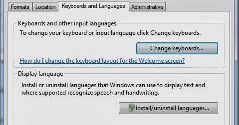 Keyboard Displays Wrong Characters Pc Related Tutorials