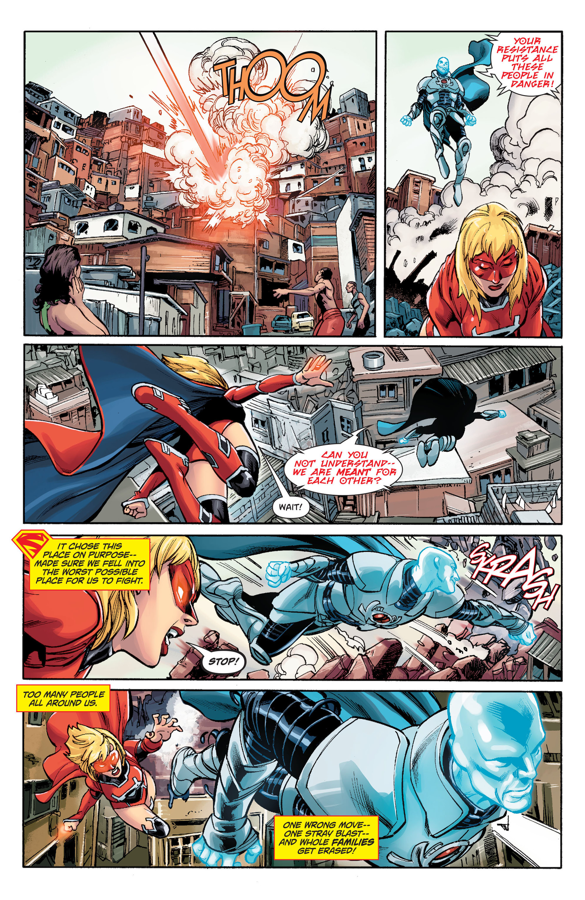 Supergirl (2011) Issue #33 #35 - English 5