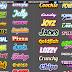 80 ستايل لعناويين الالعاب - Logo Graphic Styles Bundle