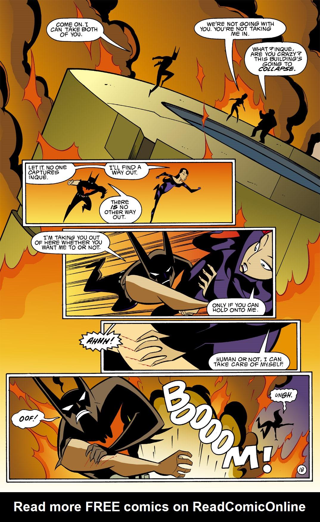 Batman Beyond [II] Issue #2 #2 - English 19