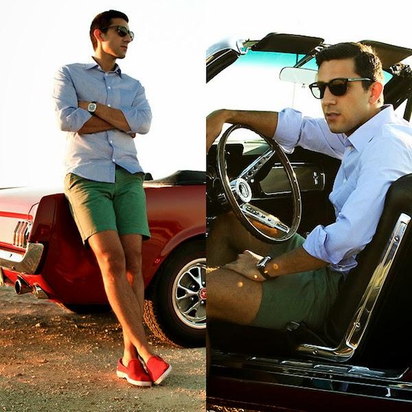 21. Mustang Summer Look, Romano G