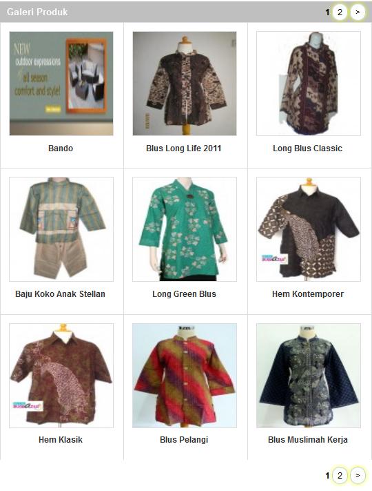 Download Contoh Web E-commerce Menggunakan CodeIgniter