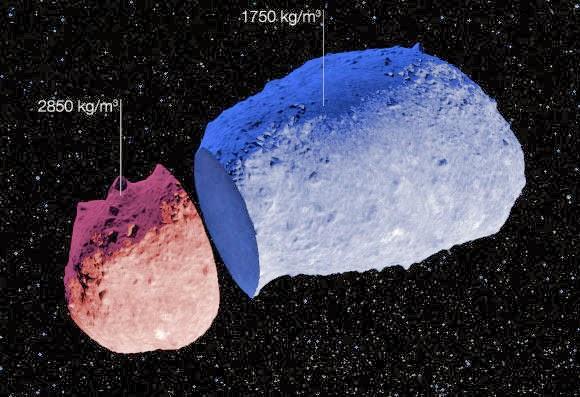 """Belajar Mengenal Asteroid dari """"Kacang"""" Itokawa"""