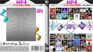 CAPA MP4 Só As Melhores 2015