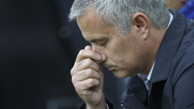 "Jose Mourinho ""In Difficult Times"""