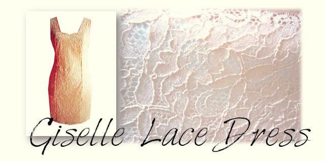 Giselle Lace Dress