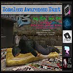 Homeless Awareness Hunt