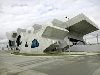 modern building - amazing architecture