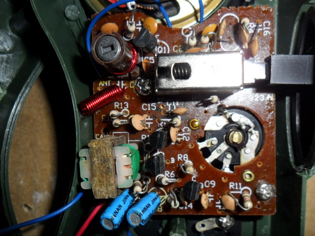 Circuito Walkie Talkie Casero : Circuito walkie talkie casero transmisores transceptores